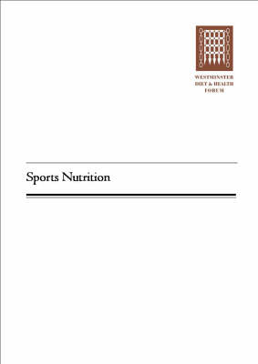 Sports Nutrition (Paperback)