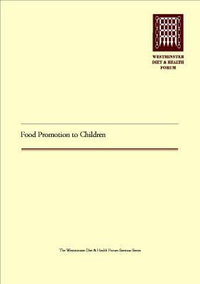 Food Promotion to Children (Paperback)