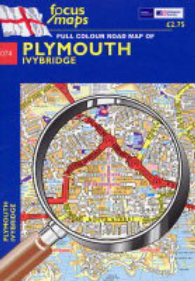 Plymouth (Sheet map, folded)