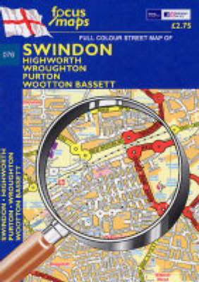 Swindon: Highworth, Wroughton, Purton Wootton Bassett (Sheet map, folded)