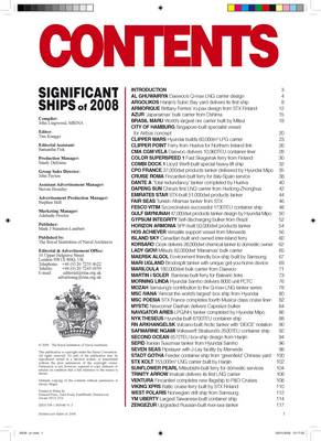 Significant Ships 2008 (Paperback)