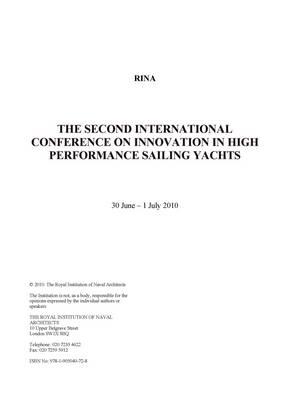 Innov'Sail 2 2010 (Paperback)