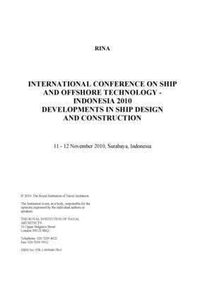 ICSOT 2010 (Paperback)