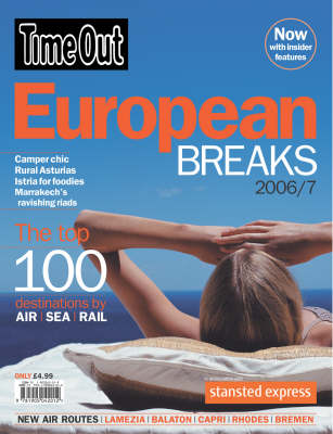"""""""Time Out"""" European Breaks: Summer (Paperback)"""