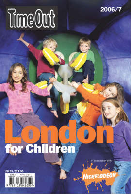 """Time Out"" London for Children 2006/7 (Paperback)"