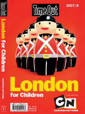 """Time Out"" London for Children 2007/8 (Paperback)"