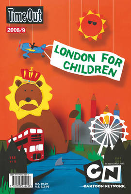 """Time Out"" London for Children (Paperback)"