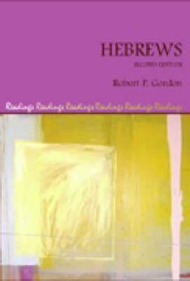 Hebrews, Second Edition (Hardback)