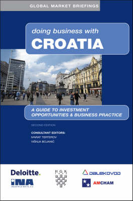 Doing Business with Croatia - Doing Business with... S. (Hardback)