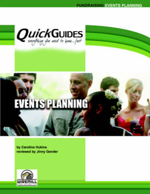 Events Planning - Quickguides S. (Paperback)