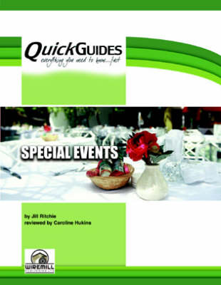 Special Events - Quickguides S. (Paperback)