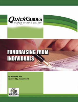 Fundraising from Individuals - Quickguides S. (Paperback)