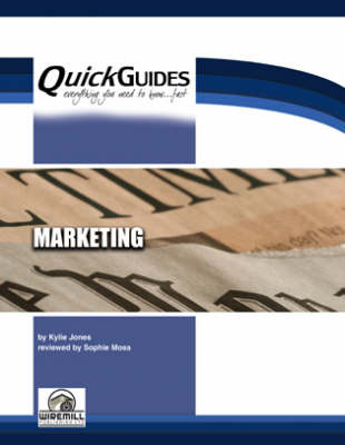 Marketing - Quickguides S. (Paperback)