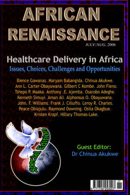 African Renaissance July-August 2006 (Paperback)