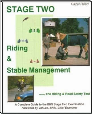 Riding and Stable Management: Stage Two (Paperback)