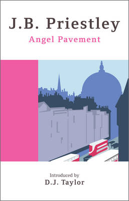 Angel Pavement (Paperback)