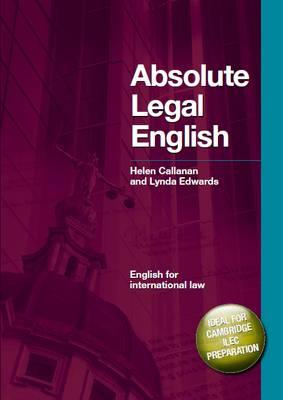 DBE:ABSOLUTE LEGAL ENGLISH BK& CD