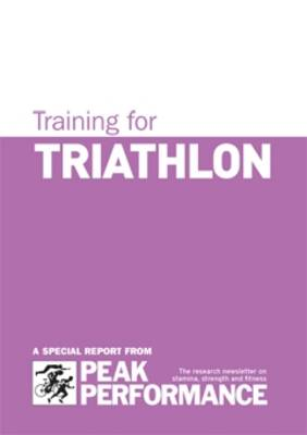 Training for Triathlon (Spiral bound)