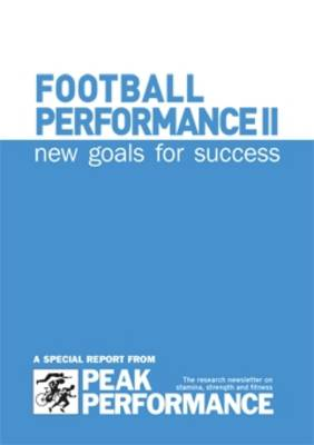 Football Performance II: New Goals for Success (Spiral bound)