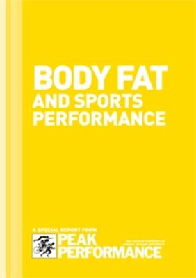 Body Fat for Improved Sports Performance (Spiral bound)