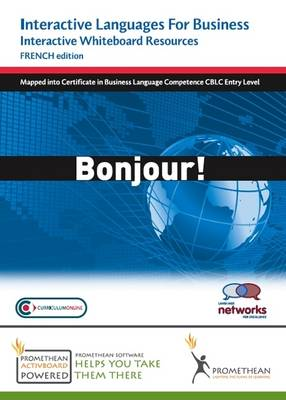 Interactive Languages for Business: Entry Level: Interactive Whiteboard Materials (CD-ROM)