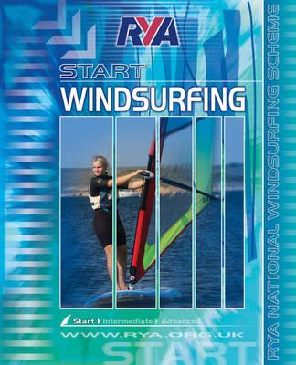 RYA Start Windsurfing (Paperback)
