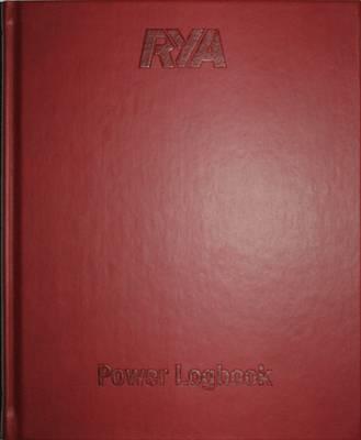 RYA Power Logbook (Hardback)