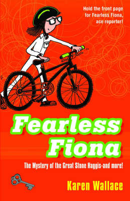 Fearless Fiona: And the Mystery of the Great Stone Haggis (Paperback)