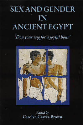 Sex and Gender in Ancient Egypt: Don Your Wig for a Joyful Hour (Hardback)