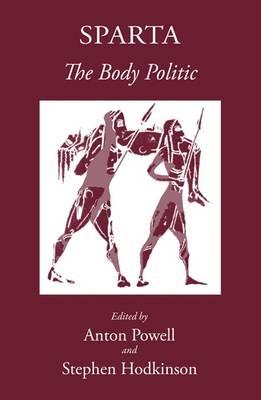 Sparta: The Body Politic (Hardback)