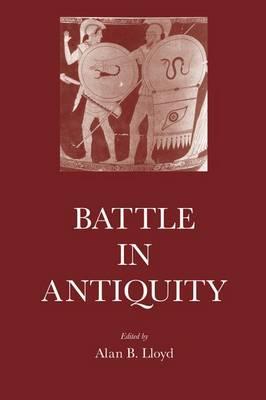 Battle in Antiquity (Paperback)