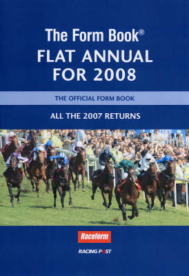 The Form Book: Flat Annual for 2008 (Hardback)