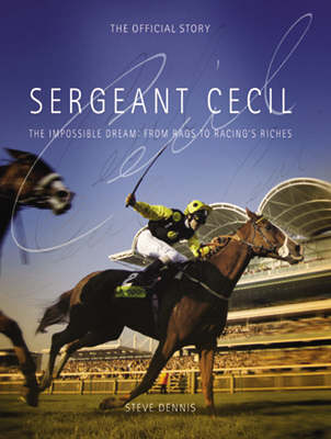 Sergeant Cecil: The Official Story (Hardback)