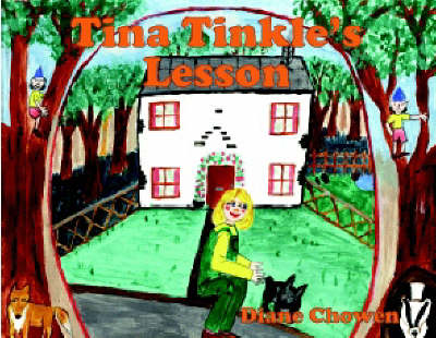 Tina Tinkle's Lesson (Paperback)