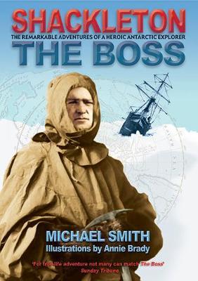 Shackleton: The Boss (Paperback)