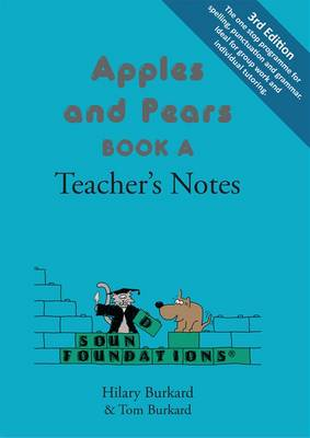 Apples and Pears: Teacher's Notes Book A (Paperback)