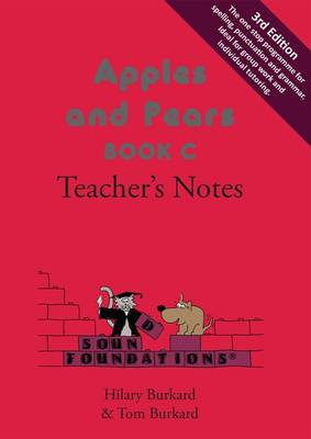 Apples and Pears: Teacher's Notes Book C (Paperback)