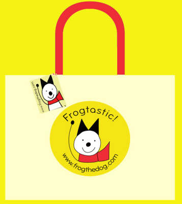 The Frogtastic Home Bag