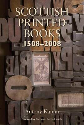 Scottish Printed Books 1508 - 2008 - Non-Fiction No. 6 (Paperback)