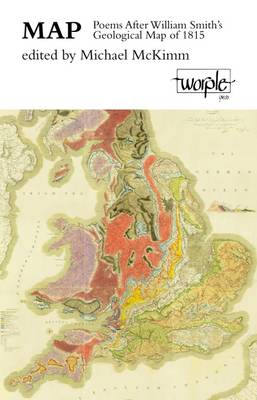 Map: Poems After William Smith's Geological Map of 1815 (Paperback)