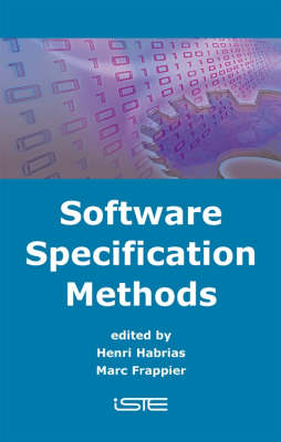 Software Specification Methods: An Overview Using a Case Study (Hardback)