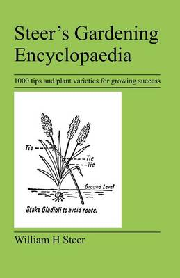 Steer's Gardening Encyclopaedia (Paperback)