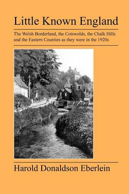 Little Known England (Paperback)