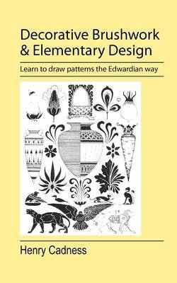 Decorative Brushwork and Elementary Design (Paperback)