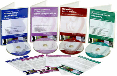 Natal Hypnotherapy Programme (Home Birth): A Self Hypnosis CD Programme for a Better Pregnancy and Birth Experience (CD-Audio)