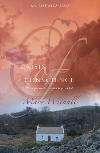 crisis of conscience On jacket cover: the struggle between loyalty to god and loyalty to one's religion.