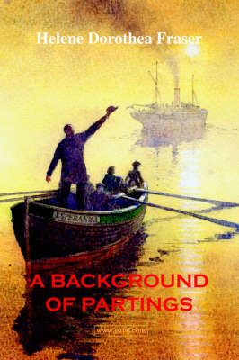 A Background of Partings (Paperback)