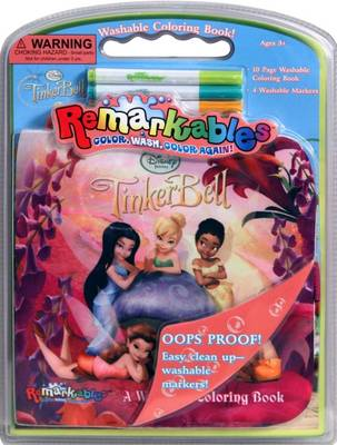 Remarkables - Disney Fairies Tinkerbell (Hardback)