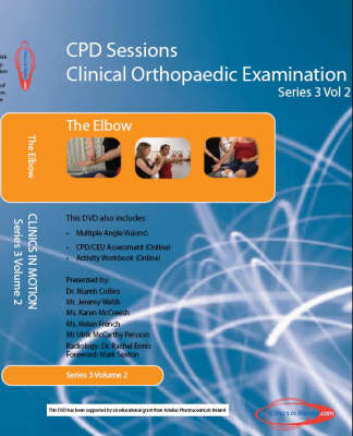 The Elbow: Elbow - Series 3: Clinical Orthopaedic Examination v. 2 (DVD)