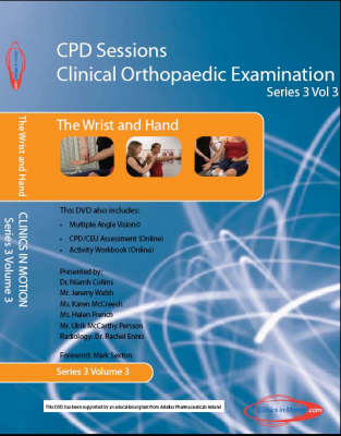 The Wrist and Hand - Series 3: Clinical Orthopaedic Examination v. 3 (DVD)